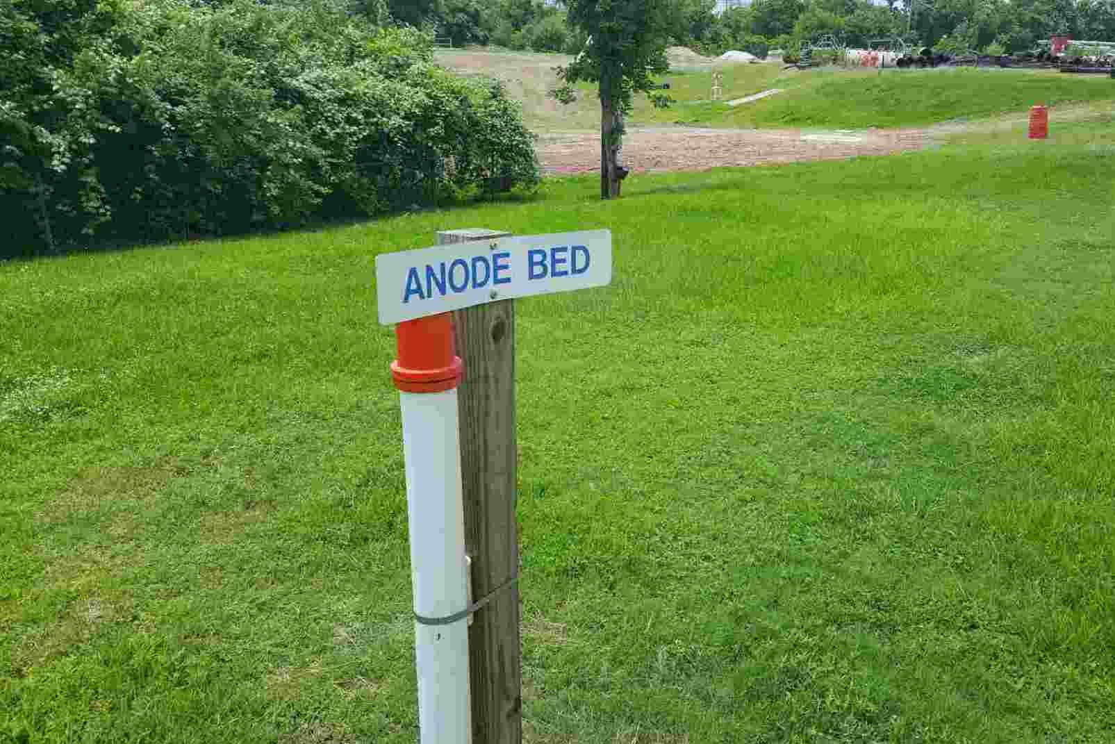 Anode Ground Bed, System Testing, Start-up, Commissioning