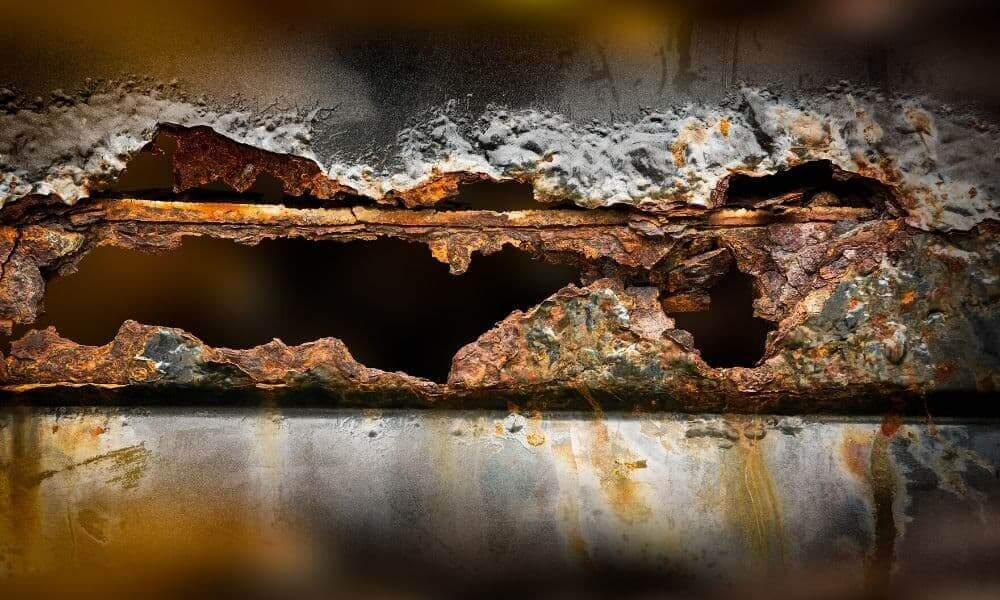 Issues Resulting From Corrosion in an Industrial Setting