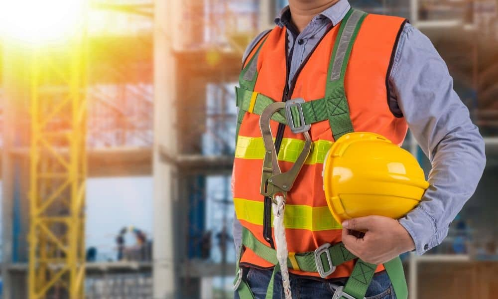 Safety Hazards on a Construction Site