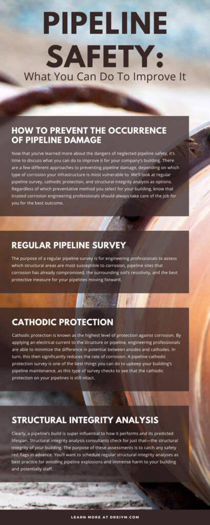 Pipeline Safety: What You Can Do To Improve It