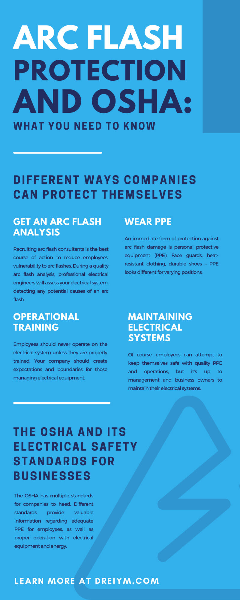 Arc Flash Protection and OSHA: What You Need To Know